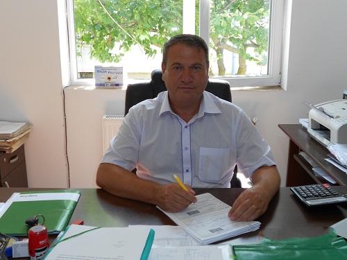 Primarul comunei Tiganasi, judetul Iasi